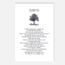 Mighty Oak Postcards (Package of 8)