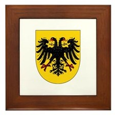 Holy Roman Empire after 1368 Framed Tile