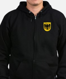 Holy Roman Empire after 1368 Zip Hoodie