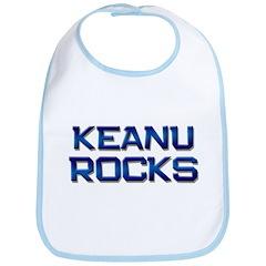 keanu rocks Bib