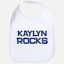 kaylyn rocks Bib