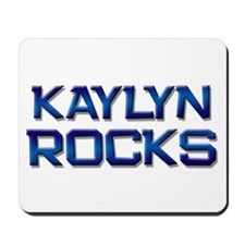 kaylyn rocks Mousepad