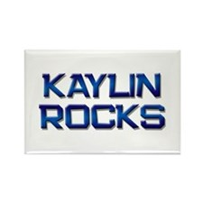 kaylin rocks Rectangle Magnet