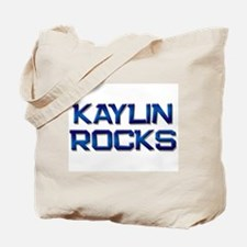kaylin rocks Tote Bag