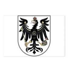 Prussia Postcards (Package of 8)