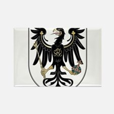 Prussia Rectangle Magnet