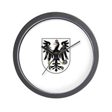 Prussia Wall Clock