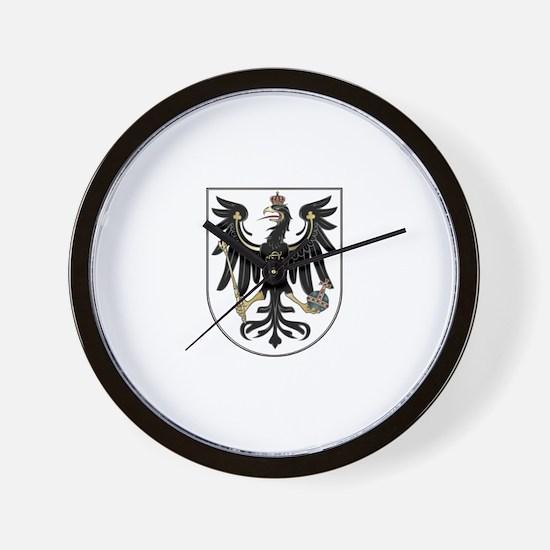 Prussia Wall Clock