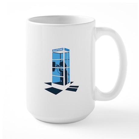 extra terrestrial Large Mug