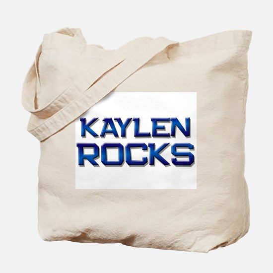 kaylen rocks Tote Bag