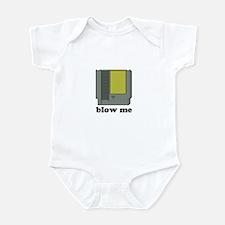 blow me Infant Bodysuit