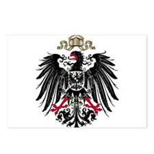 German Empire Postcards (Package of 8)