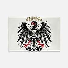 German Empire Rectangle Magnet