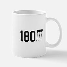 180 Darts!!! Mug
