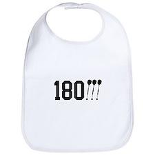 180 Darts!!! Bib