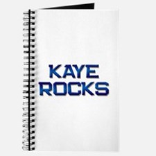 kaye rocks Journal
