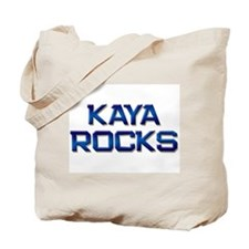 kaya rocks Tote Bag