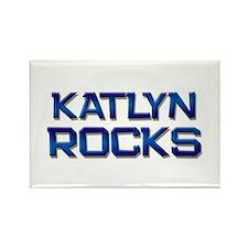 katlyn rocks Rectangle Magnet