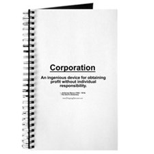 Corporation: profit without... Journal