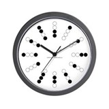 Binary Wall Clocks