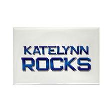 katelynn rocks Rectangle Magnet