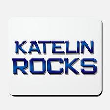katelin rocks Mousepad