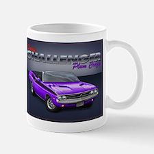 Plum Crazy Challenger Mug
