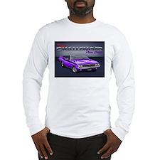 Plum Crazy Challenger Long Sleeve T-Shirt