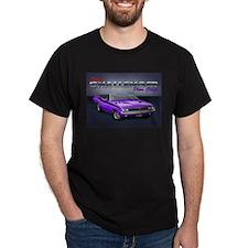 Plum Crazy Challenger T-Shirt