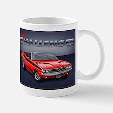 Dodge Challenger Convertible Mug