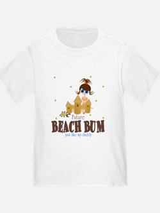 Future Beach Bum like Daddy T
