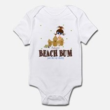 Future Beach Bum like Daddy Baby Infant Bodysuit