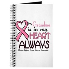In My Heart 2 (Grandma) PINK Journal