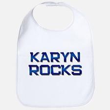 karyn rocks Bib