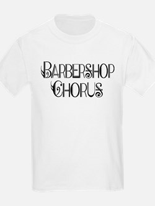 Barbershop Chorus T-Shirt