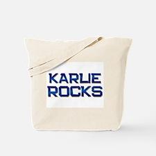 karlie rocks Tote Bag