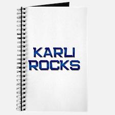 karli rocks Journal