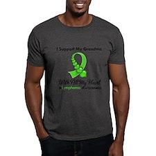 LymphomaSupportGrandma T-Shirt