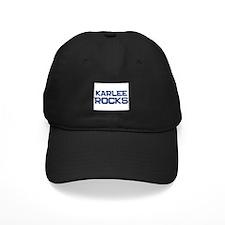 karlee rocks Baseball Hat
