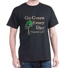 Go Green Everyday T-Shirt