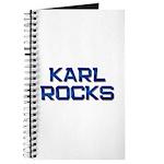 karl rocks Journal