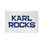karl rocks Rectangle Magnet (10 pack)