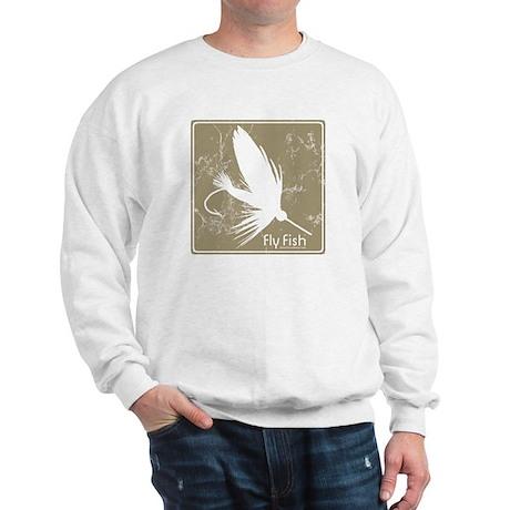 Fly Fishing Lure Sweatshirt