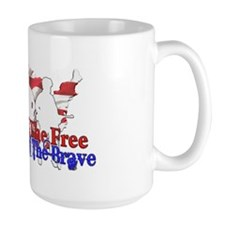 Because Of The Brave Mug