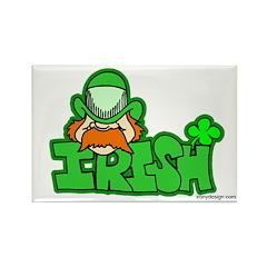I'm Irish Rectangle Magnet (10 pack)