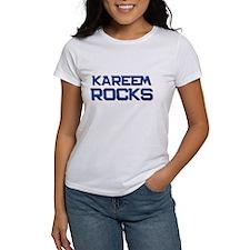 kareem rocks Tee