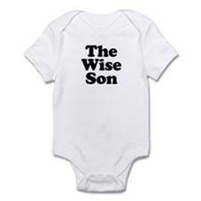 The Wise Son Infant Bodysuit