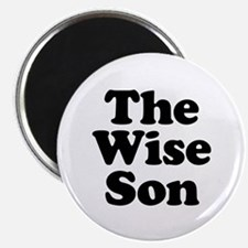 The Wise Son Magnet