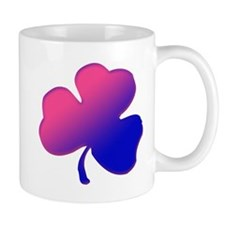 bi shamrock Mug