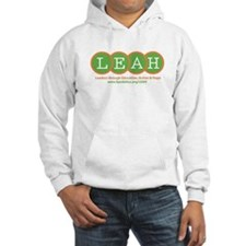 The LEAH Project Hoodie
